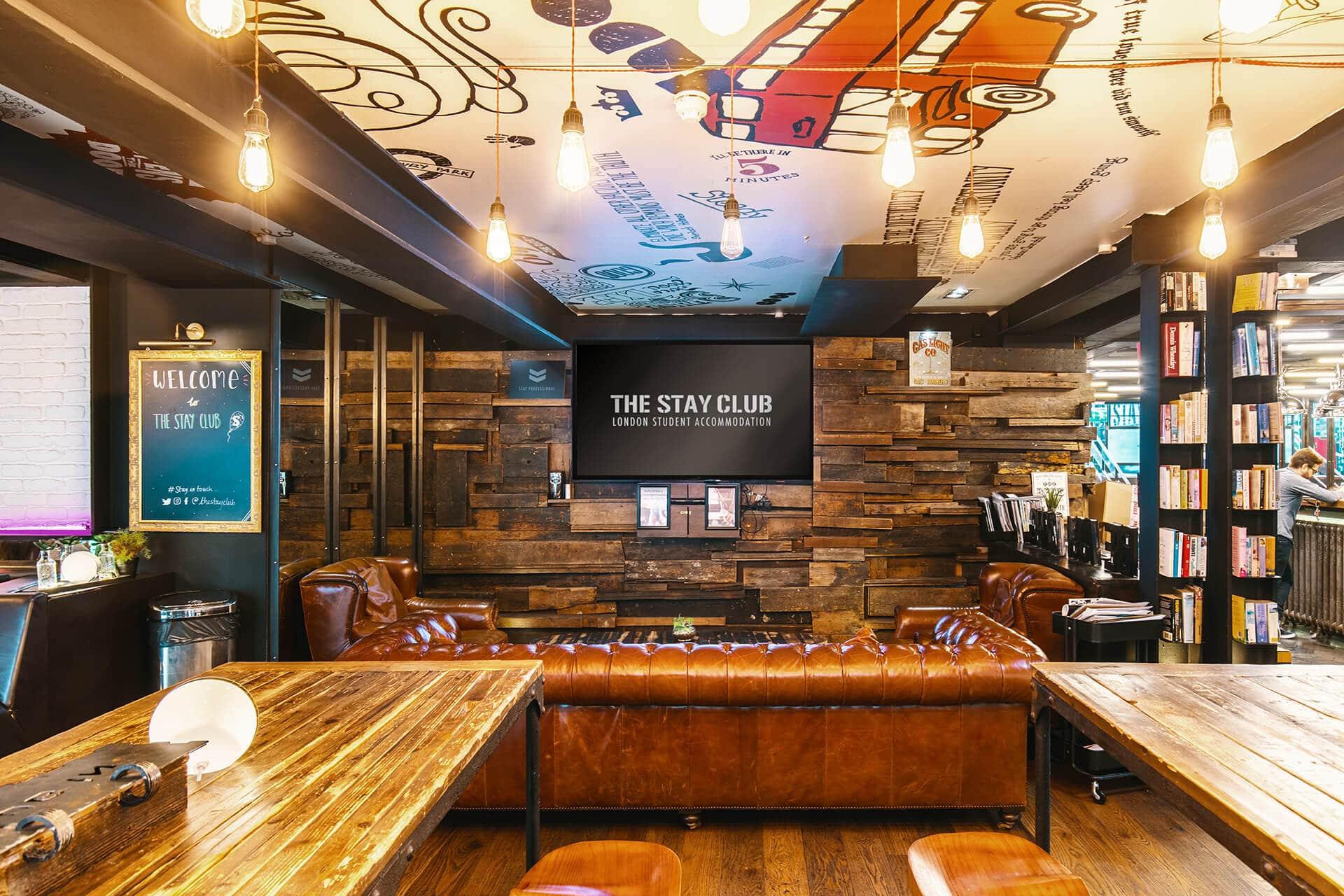 The Stay Club Camden - Lobby